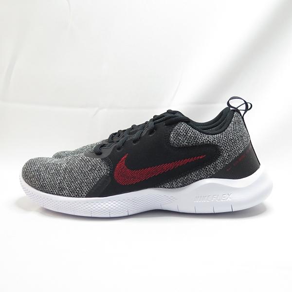 NIKE FLEX EXPERIENCE RN 10 男款 慢跑鞋 CI9960005 黑 大尺碼【iSport愛運動】