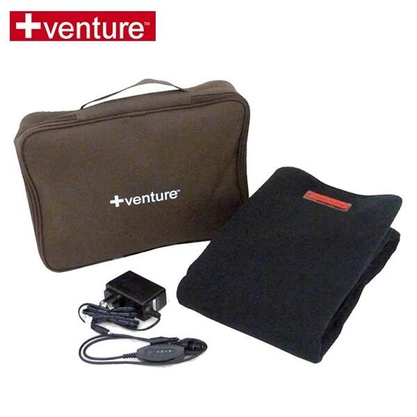 美國+venturekb-2436 家用長效型熱敷墊贈:保溫保冷袋x1 (速配鼎醫療用熱敷墊)