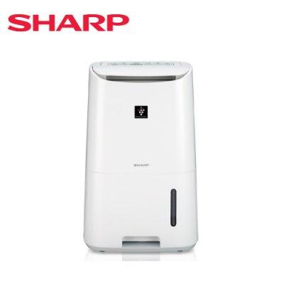 《電氣男》【SHARP 夏普】6公升自動除菌離子清淨除濕機(DW-H6HT-W)↗可申請貨物稅補助