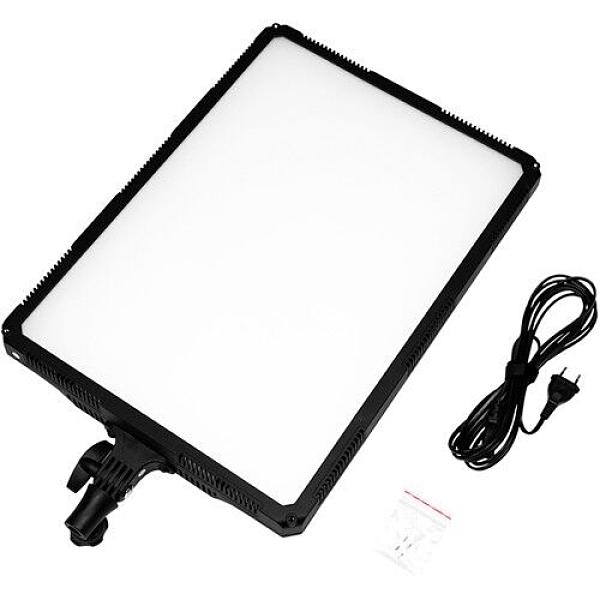 【震博】NANGUANG 南光 COMPAC 100B 雙色溫平板補光燈 攝影燈 攝像燈(公司貨)3200-5600K