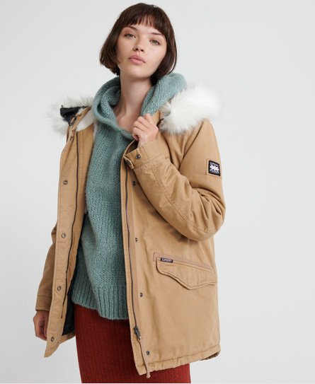 Superdry Falcon Rookie Parka Jacket