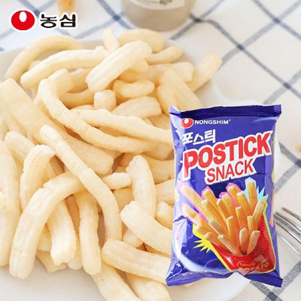 韓國 農心 POSTICK SNACK 洋蔥味點心棒 70g 點心棒 洋蔥點心棒 餅乾