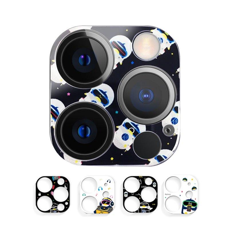 睿亮雷尼 宇宙時空鏡頭框 蘋果iphone12系列 鏡頭框 鏡頭保護貼 雷尼版鏡頭框 玻璃材質