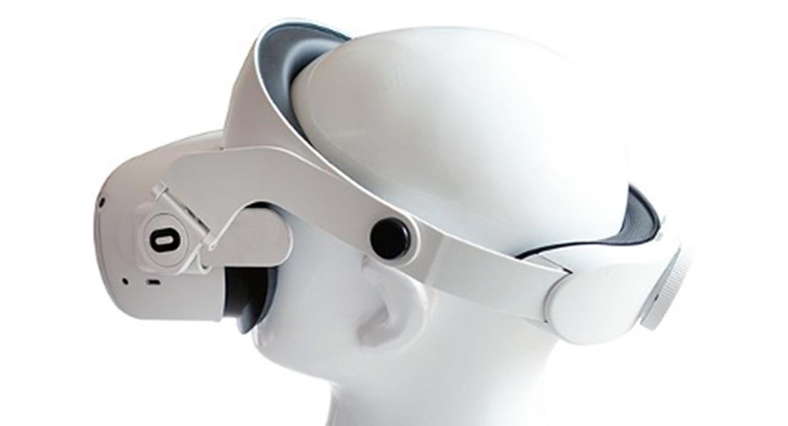 Oculus Quest 2 專用暢聽頭戴 不壓臉人體工學設計暢聽頭戴