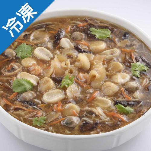 【預購】佳佳干貝鮑翅海鮮羹2000g+-5%/盒【1/18陸續出貨】【愛買冷凍】