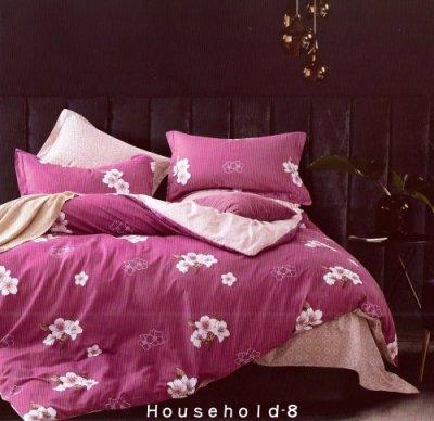 熱銷千組 頂級舒柔 高品質柔絲絨單人鋪棉床包枕套組 [M207]
