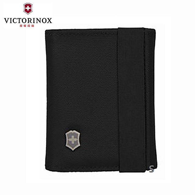 【VICTORINOX 瑞士維氏】TA 5.0 三折式錢包(610394)