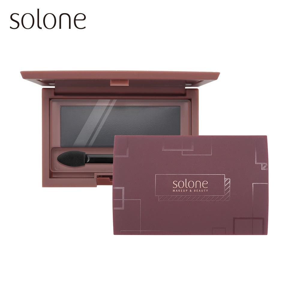 【自組彩妝3件8折】Solone 幾何條紋 3格彩盒
