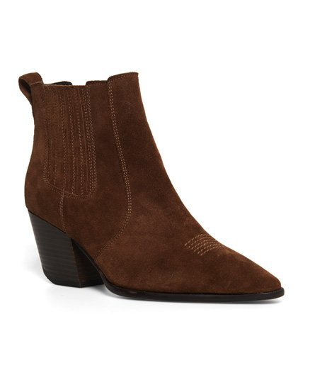 Superdry The Edit - Chunky Chelsea Boots