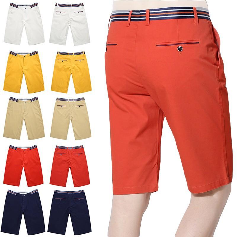○2020夏季新品高爾夫服裝男golf男士短褲中褲golf球褲男褲透氣包郵