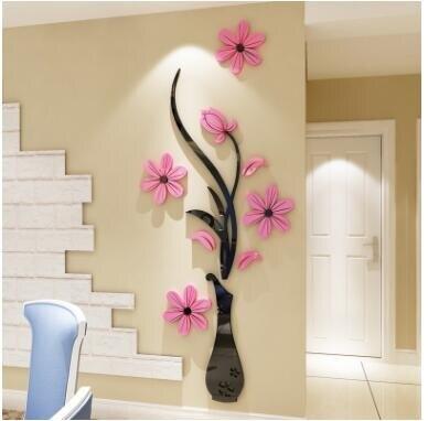 定制款壁貼牆紙壓克力立體牆貼室內客廳背景牆面裝飾房間的小飾品牆壁貼紙貼畫凱斯盾數位3C 交換禮物 送禮