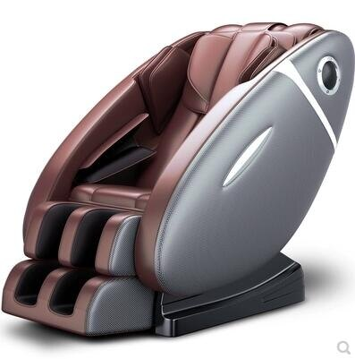 按摩椅 新款按摩椅家用全身太空艙多功能全自動揉捏8d智慧電動小型按摩器 mks
