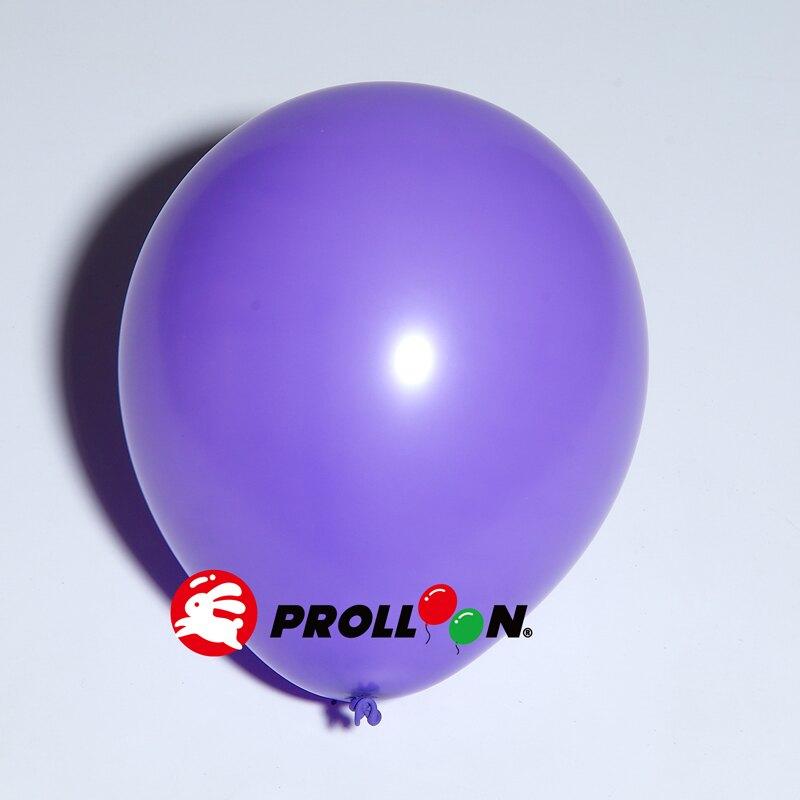【大倫氣球】11吋糖果色 圓形氣球 20顆裝 STANDARD & CRYSTAL BALLOONS 台灣製造 安全