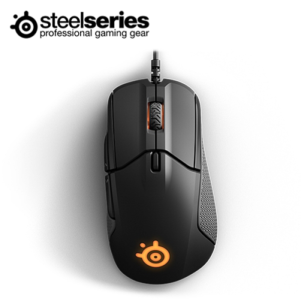 【SteelSeries 賽睿】Rival 310 競爭者光學滑鼠