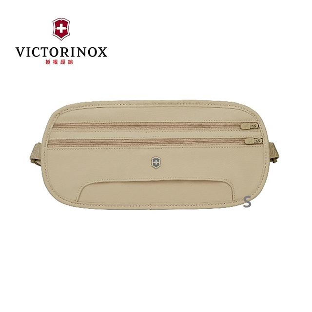 【VICTORINOX 瑞士維氏】TA 5.0 豪華RFID保護旅行包 米色(610602)
