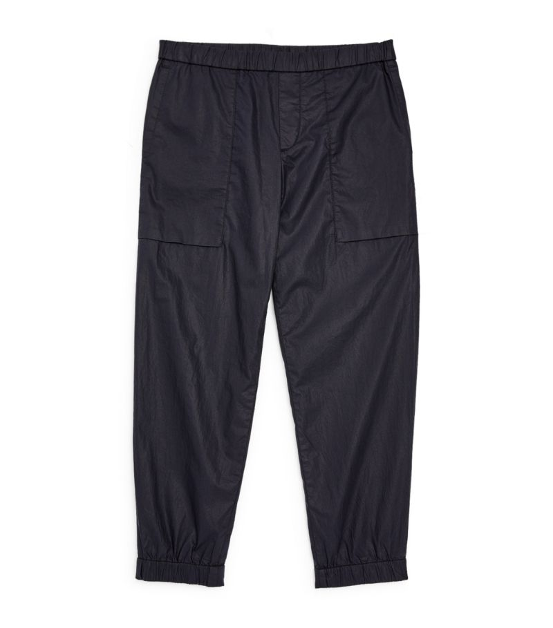 Emporio Armani Kids Cuffed Trousers (4-16 Years)