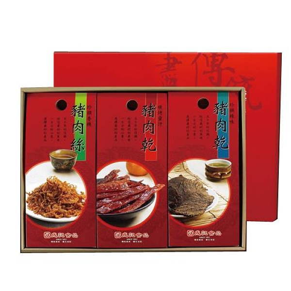 成記食品三陽開泰禮盒380g【愛買】