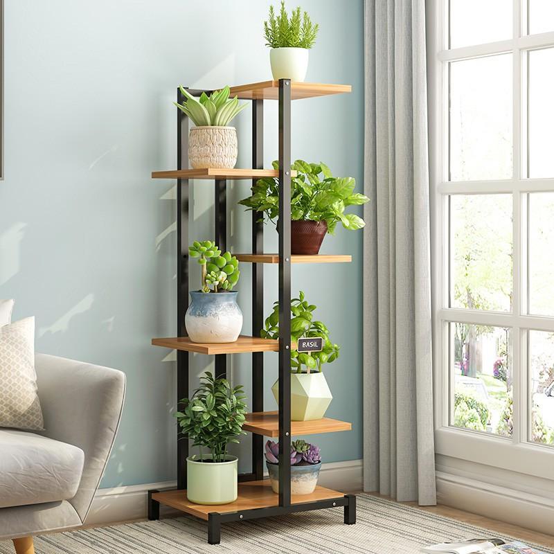 陽臺花架置物架家用花架子多層室內特價花盆架綠蘿多肉花架植物架