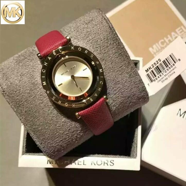 Michael Kors MK手錶女特殊旋轉款式時尚潮流女士腕錶MK2524/25/26