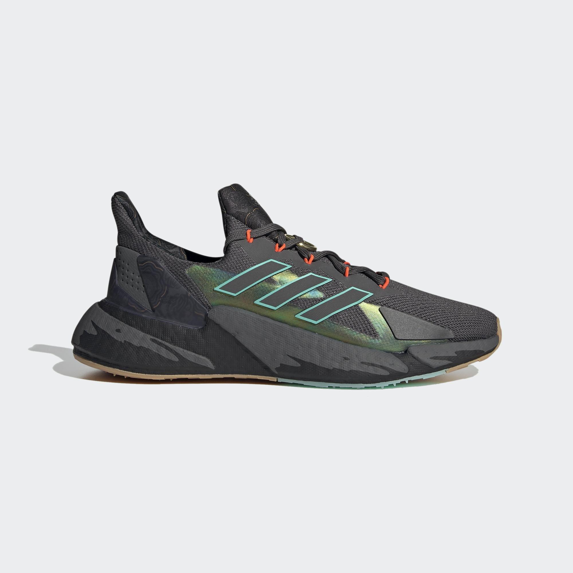 ADIDAS X9000L4 男 跑步鞋 黑