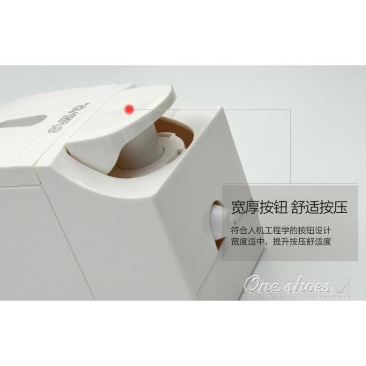 【雙十一85折下殺新品現貨】手動泡沫皂液器給皂機壁掛式酒店廚房肯德基衛生間洗手液盒