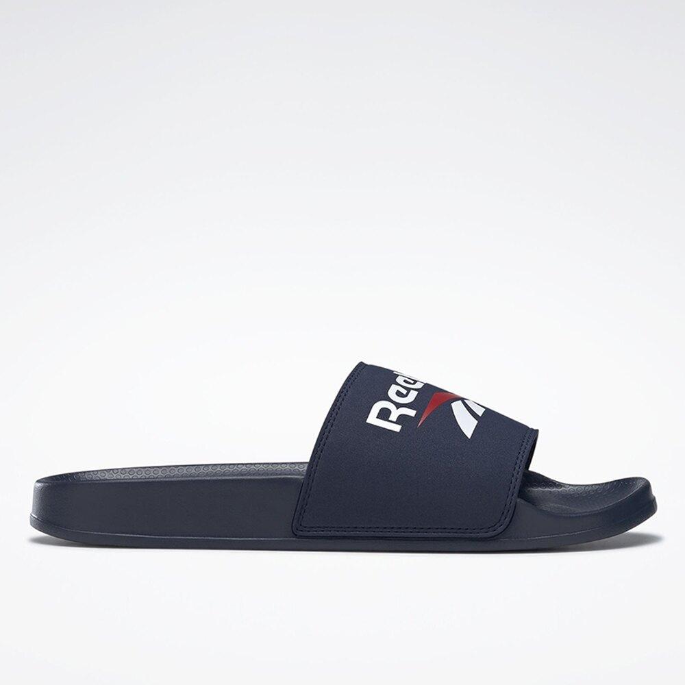 REEBOK FULGERE 男鞋 拖鞋 休閒 親水 海灘 柔軟 深藍【運動世界】FZ0946