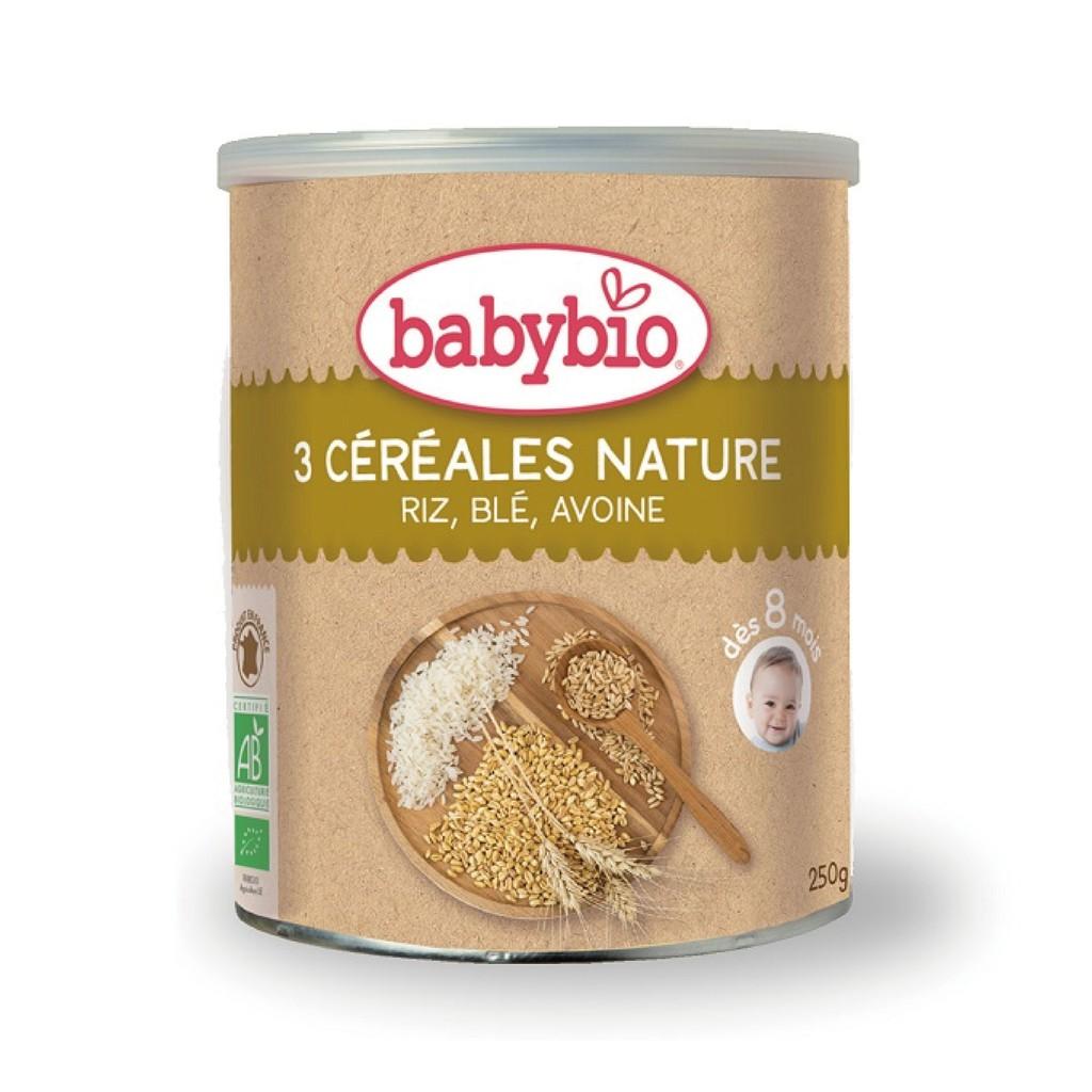 法國BABYBIO 寶寶米麥精220g(3款可選)