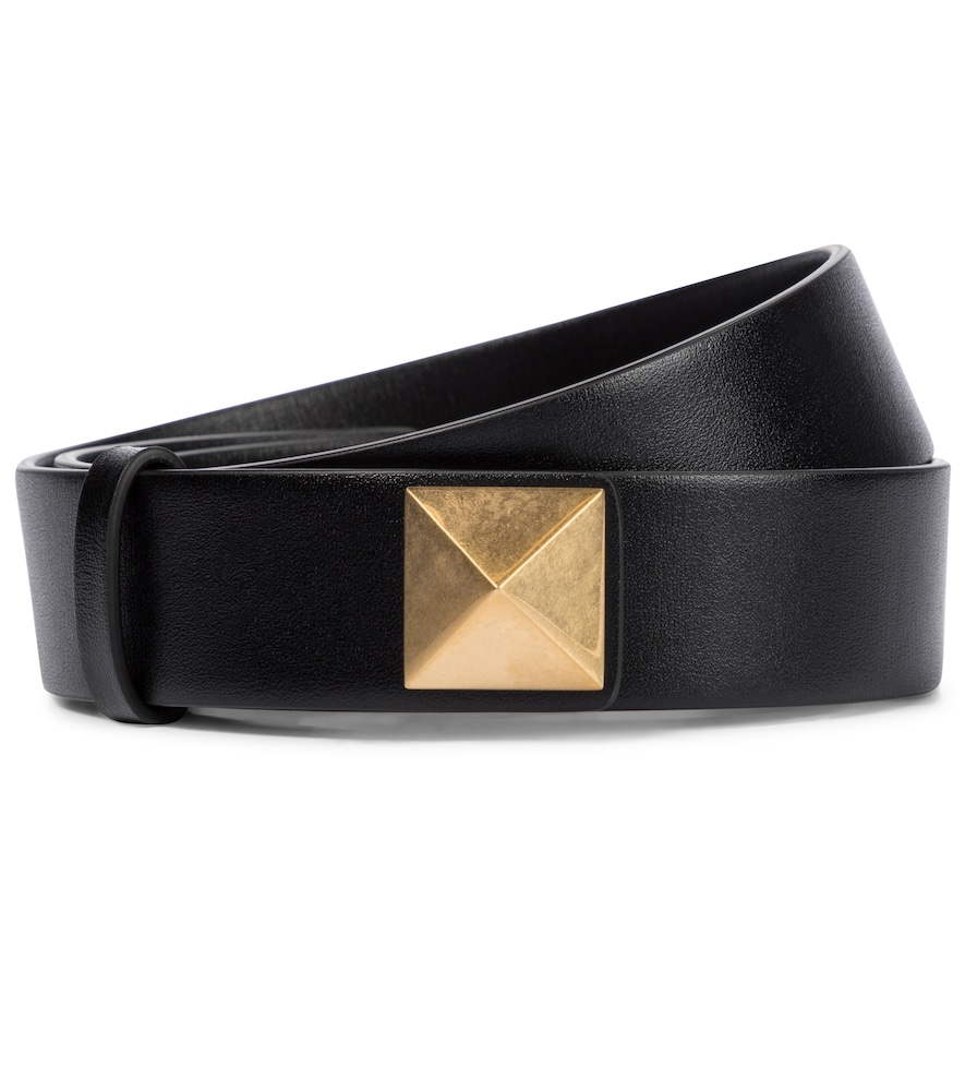 Valentino Garavani Roman Stud leather belt