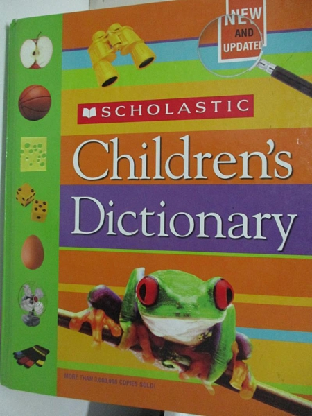 【書寶二手書T1/兒童文學_KD8】Scholastic Children s Dictionary_Not Available (NA)