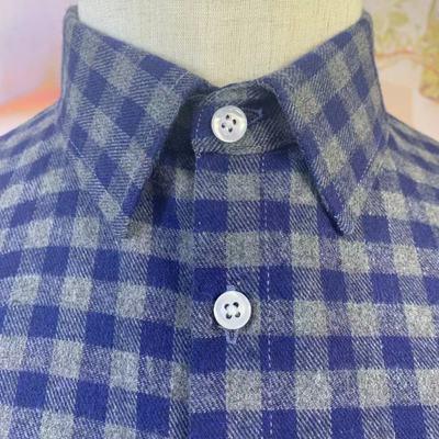 單郎正規尺碼純棉磨毛襯衫衣領男百搭毛衣假領子男女裝飾領方領『S51』
