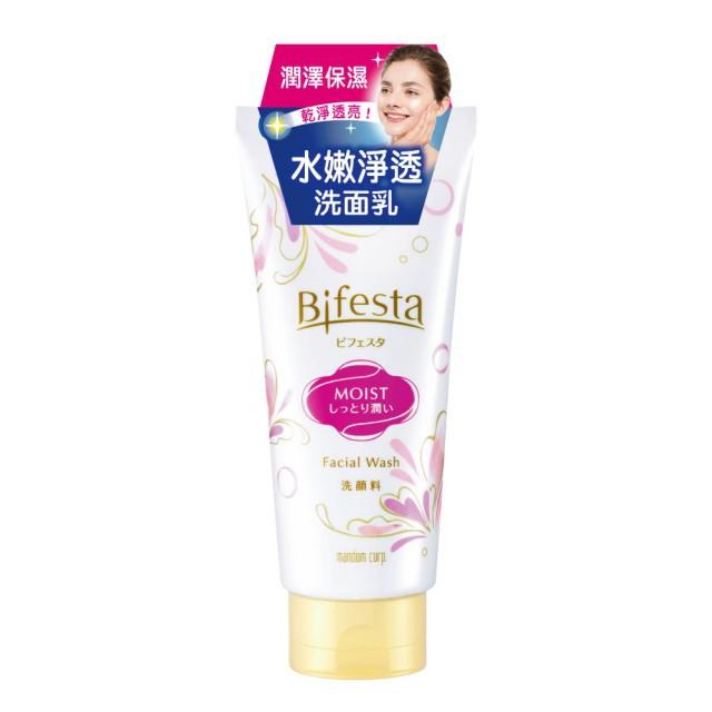 【iBeaute】BIFESTA 碧菲絲特水嫩淨透洗面乳120g