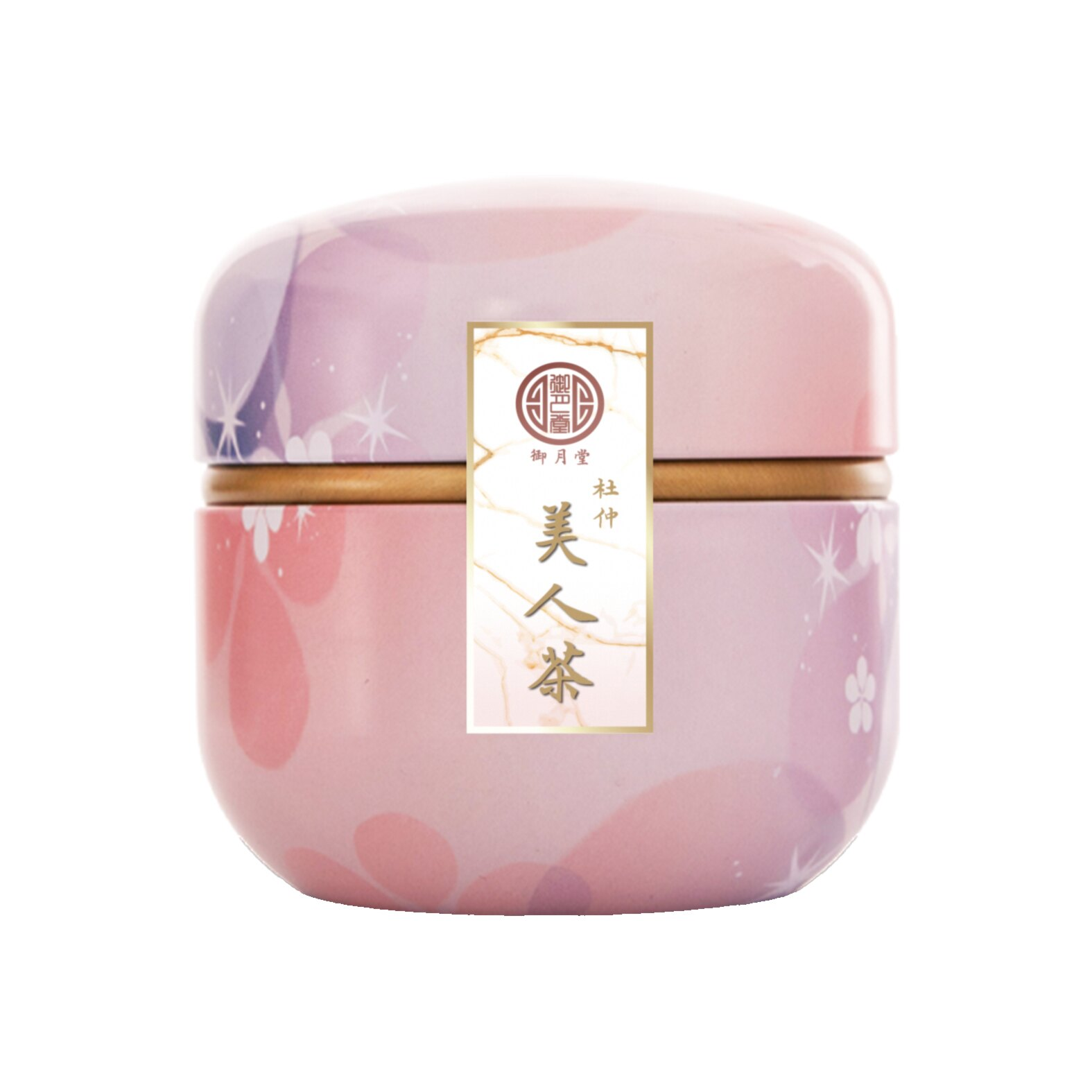 御月堂 杜仲美人茶 三角茶包 6g x 10