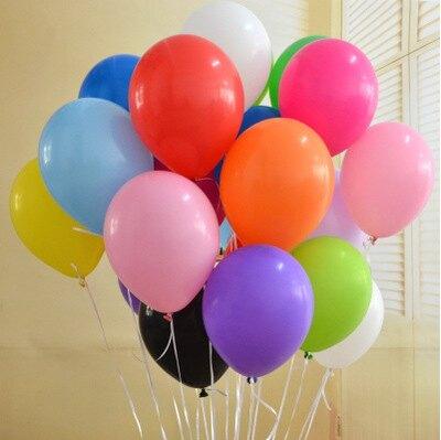氣球 婚慶裝飾生日派對創意婚房布置氣球汽球加厚亞光氣球 結婚用品