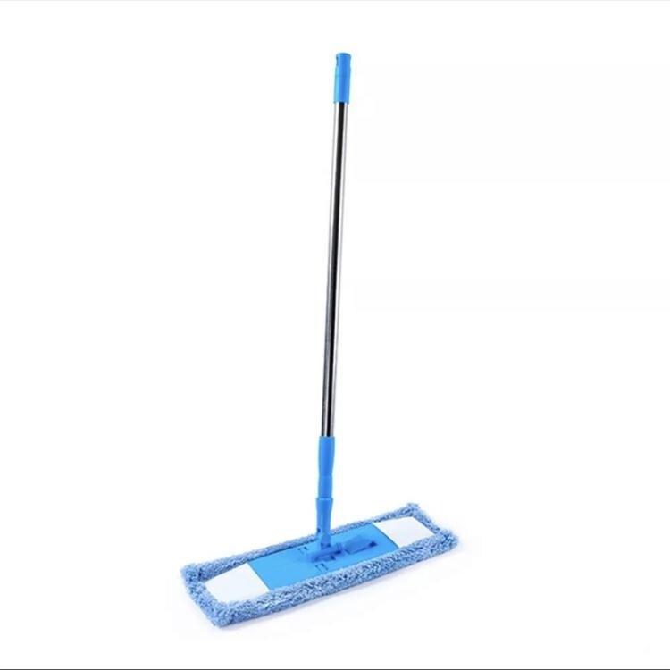 地板擦 兩用拖把平板木地板家用拖布懶人墩布擦旋轉干濕玻璃拖布拖地T 家家百貨
