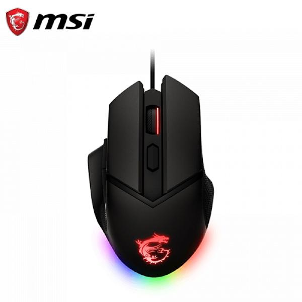 【MSI 微星】CLUTCH GM20 ELITE 電競有線滑鼠