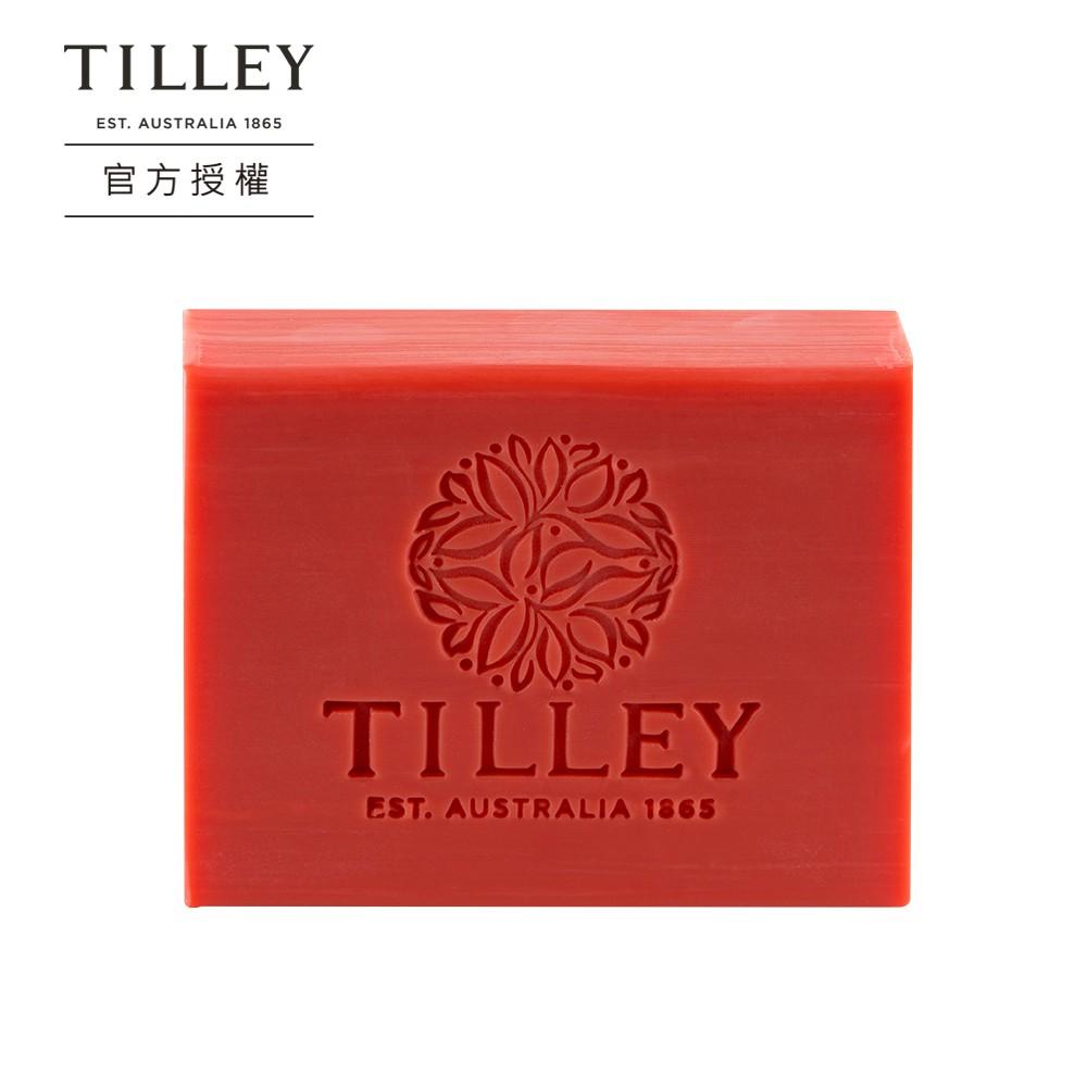 澳洲緹莉Tilley經典香氛皂_野薑花 Wild Gingerlily Soap 100g 現貨 免運 手工皂 肥皂香皂