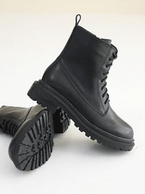 韓國空運 - Zcoel Leather Walker 4cm 靴子