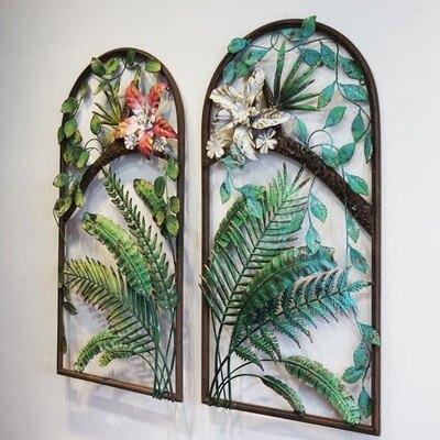 美式鄉村做舊鐵藝壁飾 店鋪家居客廳櫥窗裝飾壁掛1入
