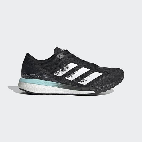 Adidas Adizero Boston 9 W [FY0342] 女鞋 運動 慢跑 休閒 支撐 穿搭 愛迪達 黑
