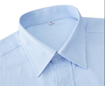 職業銀行白色假領子男女通用條紋襯衫領毛衣裝飾領尖領方領節約領『S48』