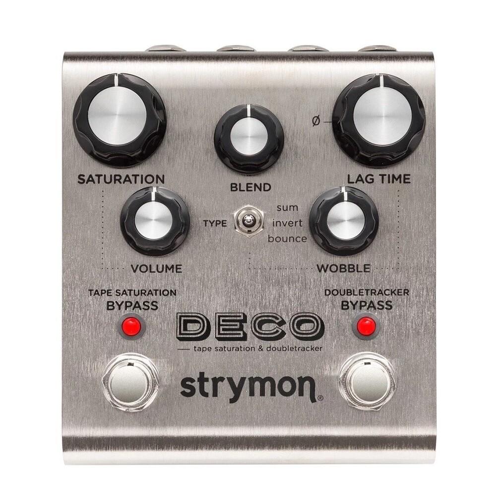 strymon deco 模擬盤帶 效果器 總代理公司貨