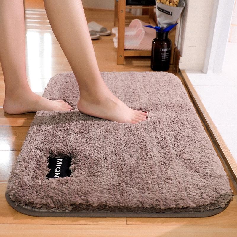 (現貨)加厚地墊門墊進門衛生間門口臥室家用腳墊浴室防滑墊墊子吸水地毯