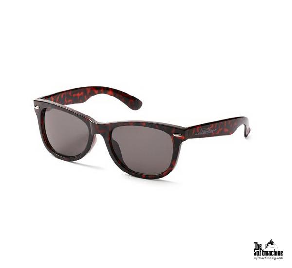 Softmachine HIDE Glass 經典威靈頓框玳瑁煙燻太陽眼鏡