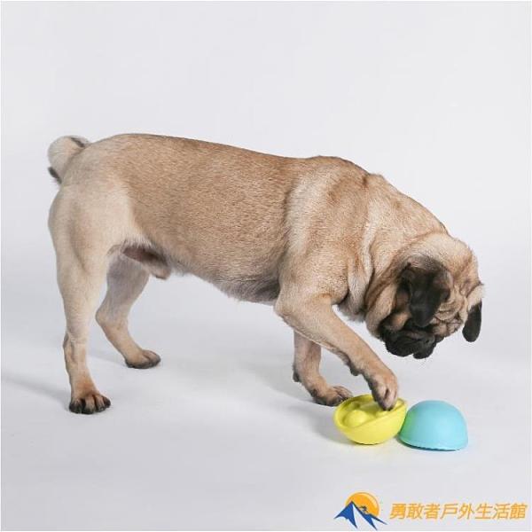 狗玩具小烏龜款狗狗耐咬發聲玩具小中型犬訓練玩具寵物用品【勇敢者戶外】