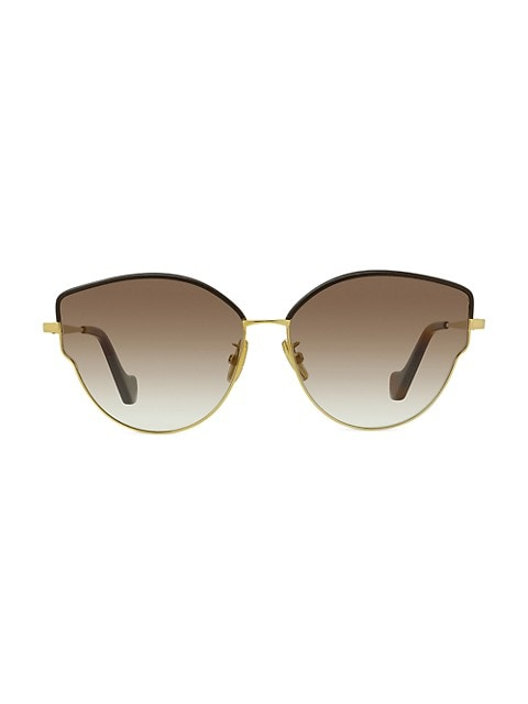 60MM Butterfly Sunglasses