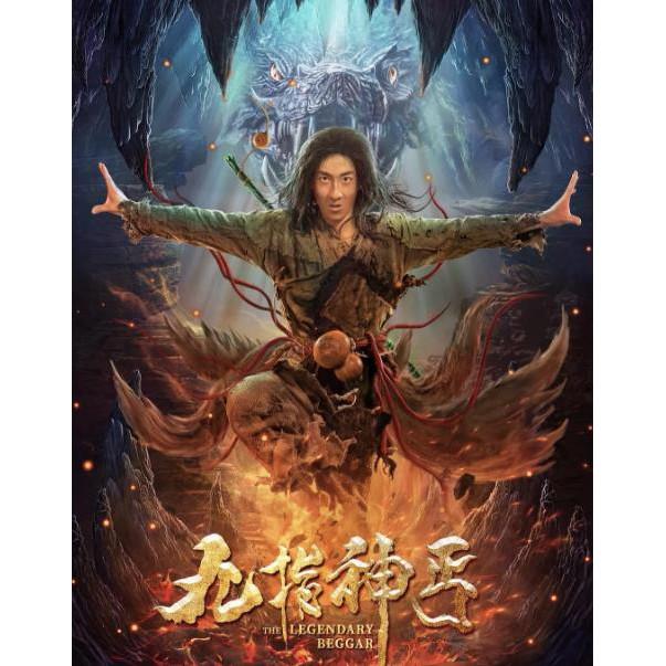 DVD廠家大賣場 電影【九指神丐】2020年 國語發音 中文字幕