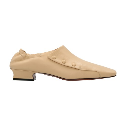 Buttoned Duck loafers