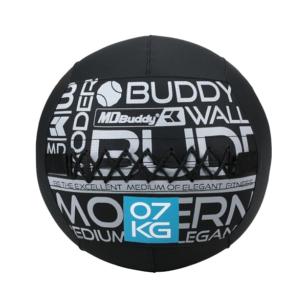 MDBuddy 新皮革重力球(7KG)(重量訓練 藥球 深蹲 投擲訓練 健身≡體院≡ MD1293-7