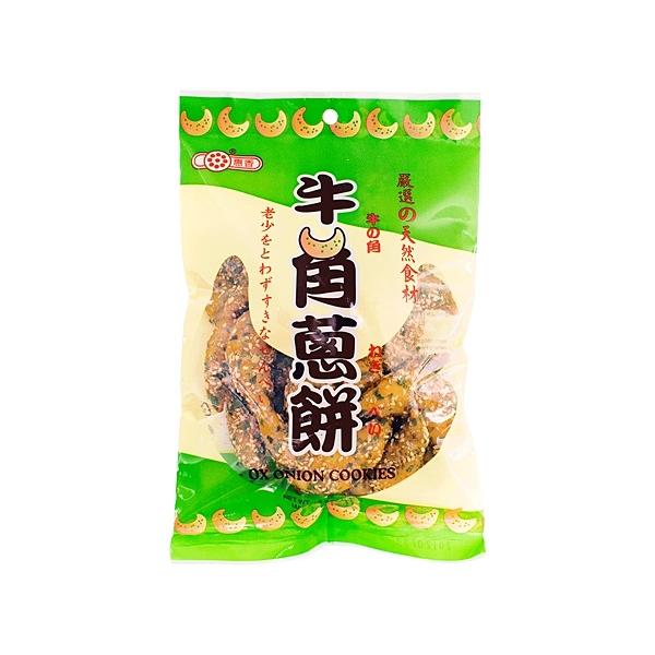 惠香 牛角蔥餅(160g)【小三美日】