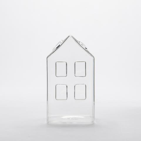 淨透微光燈工房子造型花器